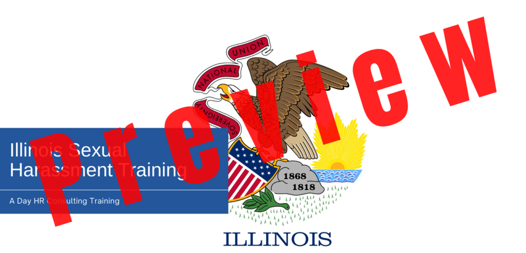 Preview Illinois Sexual Harassment Training